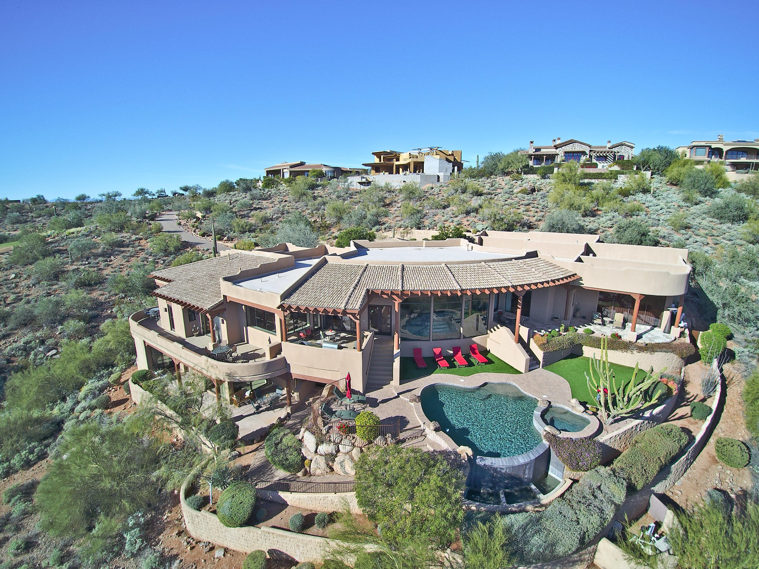 15504 E FIREROCK COUNTRY CLUB Drive, Fountain Hills, Arizona