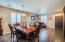Great formal living/dining area