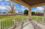Covered Patio with beautiful views of San Tan Mtns