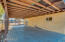 Private fenced in 2 car carport over 500 sq ft. is great for vehicles or entertaining.