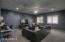 Home theater room, optional game room etc