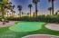 Your very own putting green!