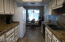 Convenient kitchen with pantry and lots of storage