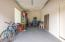 3rd Car Garage or Workshop (you decide) w/direct access into home. Versaroll rubber flooring!
