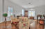 Formal room could be for visits and conversations with friends and family or a pool table and game room for gatherings. Many options with this large space!