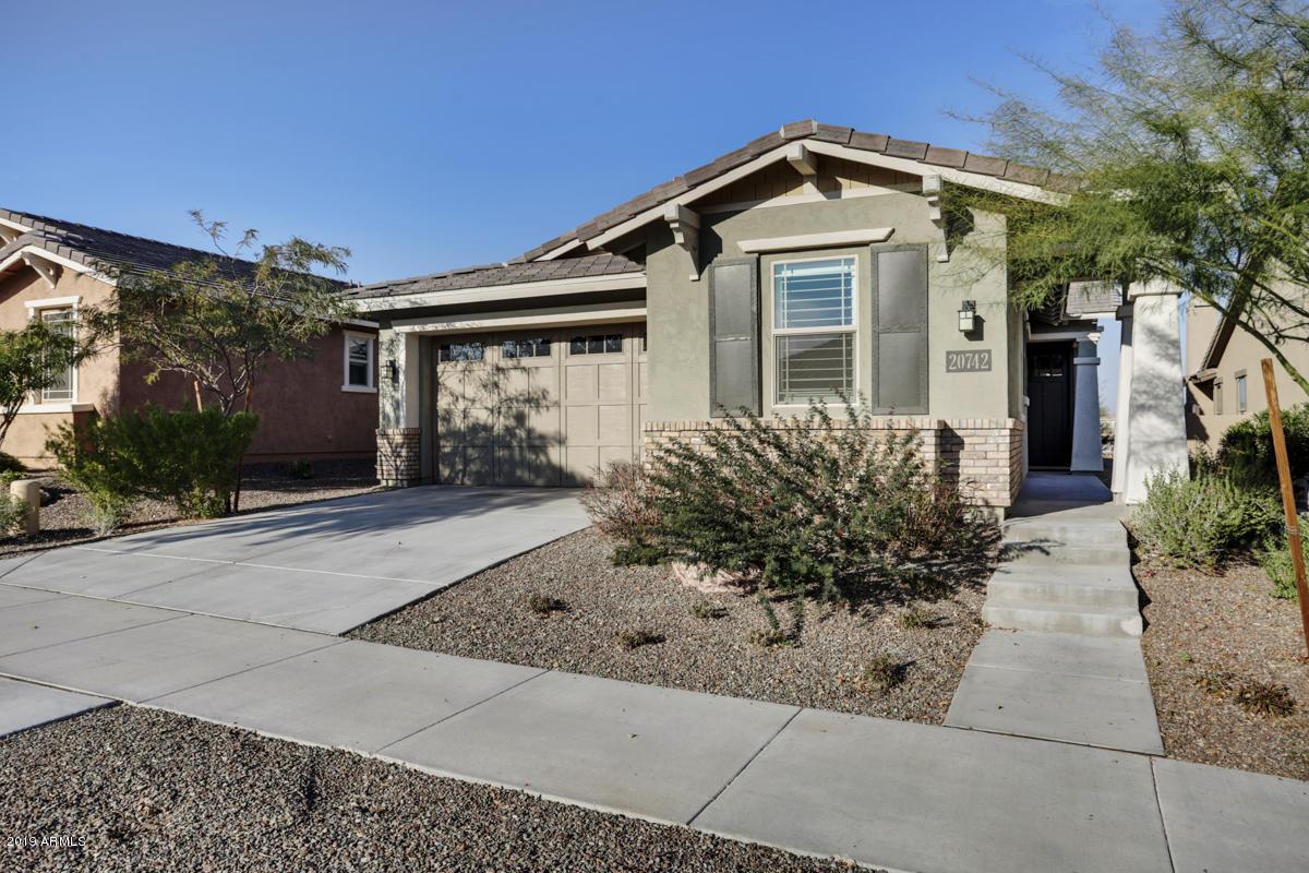 Photo of 20742 W HILLCREST Boulevard, Buckeye, AZ 85396