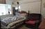 2nd bedroom with window nook