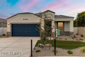 Photo of Model Home of the Pelican.