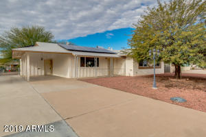 11634 N 105TH Avenue, Sun City, AZ 85351