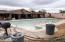 Huge dive in pool-10'