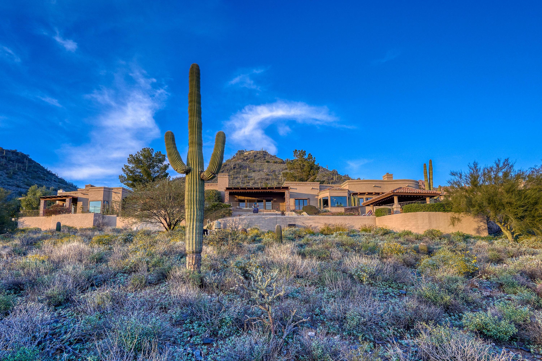 Photo of 6443 E EL SENDERO Road, Carefree, AZ 85377