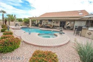 10914 E SILVERTREE Drive, Sun Lakes, AZ 85248