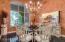 Venetian Plaster Finish In Dining Room