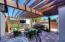 You and your friends and family will love entertaining outside: With a custom pergola, custom bar, and TV with surround sound, you may spend as much time out here as you do inside!