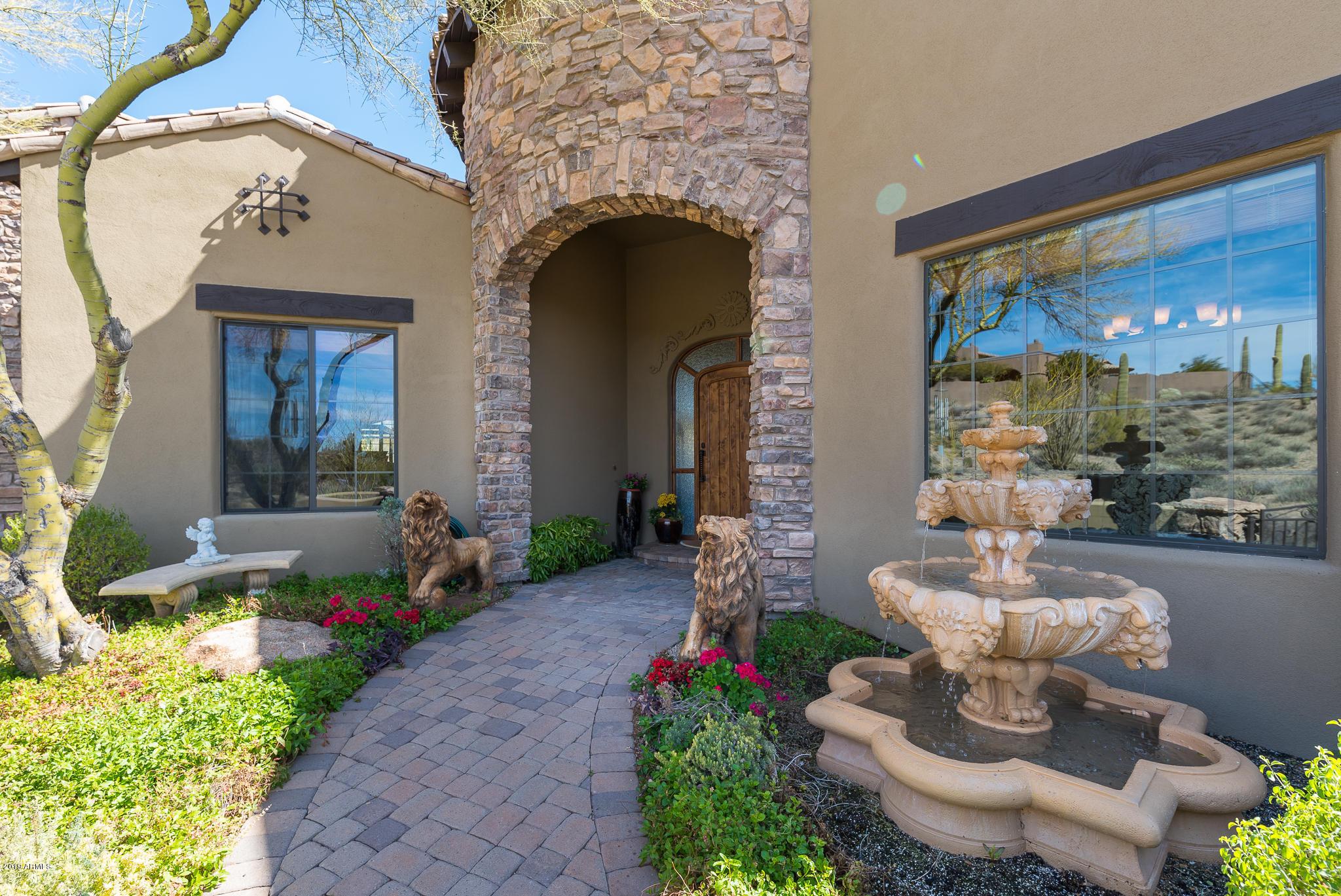 Photo of 8933 E COVEY Trail, Scottsdale, AZ 85262