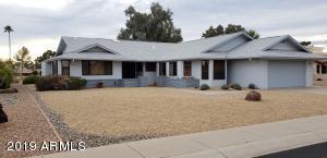 12611 W EVENINGSIDE Drive, Sun City West, AZ 85375
