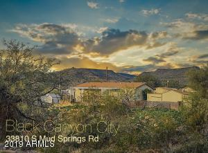 33810 S MUD SPRINGS Road, Black Canyon City, AZ 85324
