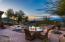 Enjoy al fresco dining in your private backyard