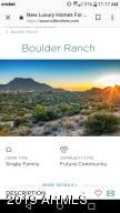 The Mountain overlooking Boulder Ranch could be yours!