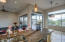 Kitchen and Nook Still Gorgeous and Bright with NanaWalls® Closed