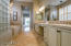 Master Ensuite with Dual Sinks and Vanity