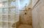 Master Ensuite Shower with Plenty of Room to Splash Around