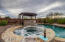 Magnificent Backyard Has it All - Spa, Pool, Built-in BBQ and Much More