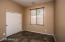 1st floor bedroom. Perfect for your out of town guests that come to visit.