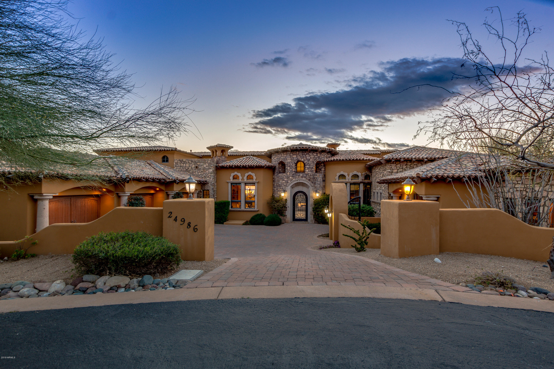 Photo of 24986 N 107TH Place, Scottsdale, AZ 85255