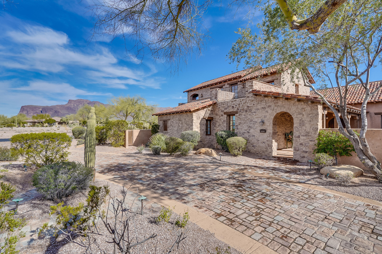 Photo of 3976 S PONDEROSA Drive, Gold Canyon, AZ 85118