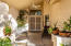Enjoy your coffee on this beautiful front porch