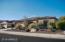 Desert Landscaping front and back yards