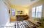 Guest Bedroom with full ensuite bathroom! Split bedroom