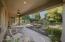 Extended patio, backyard