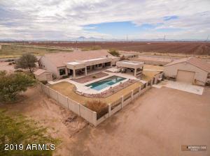 35100 W ECLIPSE Road, Stanfield, AZ 85172