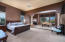 Master Retreat with sitting area.