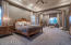 Luxurious Master Bedroom on 1st Floor