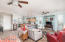 Open Concept Living/Kitchen, perfect for entertaining.