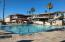 CLUBHOUSE WITH HEATED POOL AND SPA