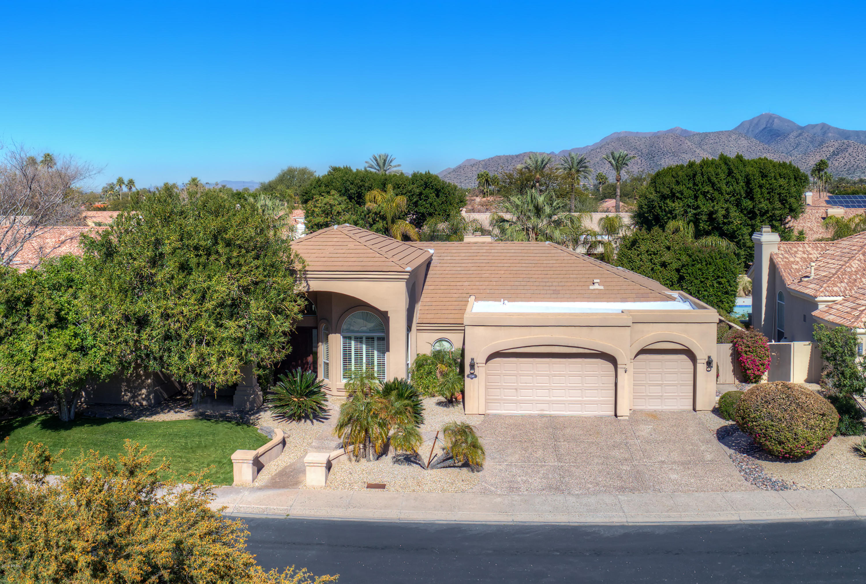 Photo of 11244 E PALOMINO Road, Scottsdale, AZ 85259