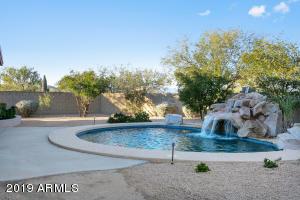 Backyard Pool and Open Views