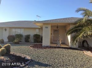 21006 N SUNGLOW Drive, Sun City West, AZ 85375