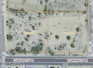 8246 E UNIVERSITY Drive Lot 4, Mesa, AZ 85207