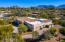 Backyard features views of McDowell Mountain