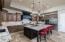 Sub-Zero provides abundant refrigerator & freezer space for the chef