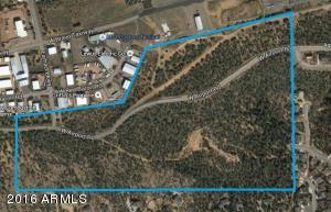 Property for sale at 1301 W Airport Road, Payson,  Arizona 85541