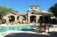 Large heated resort-style pool