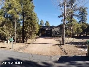 401 N MADRONE Lane, Show Low, AZ 85901