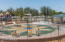 Splash Pad and BBQ Areas