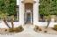 Beautiful portico